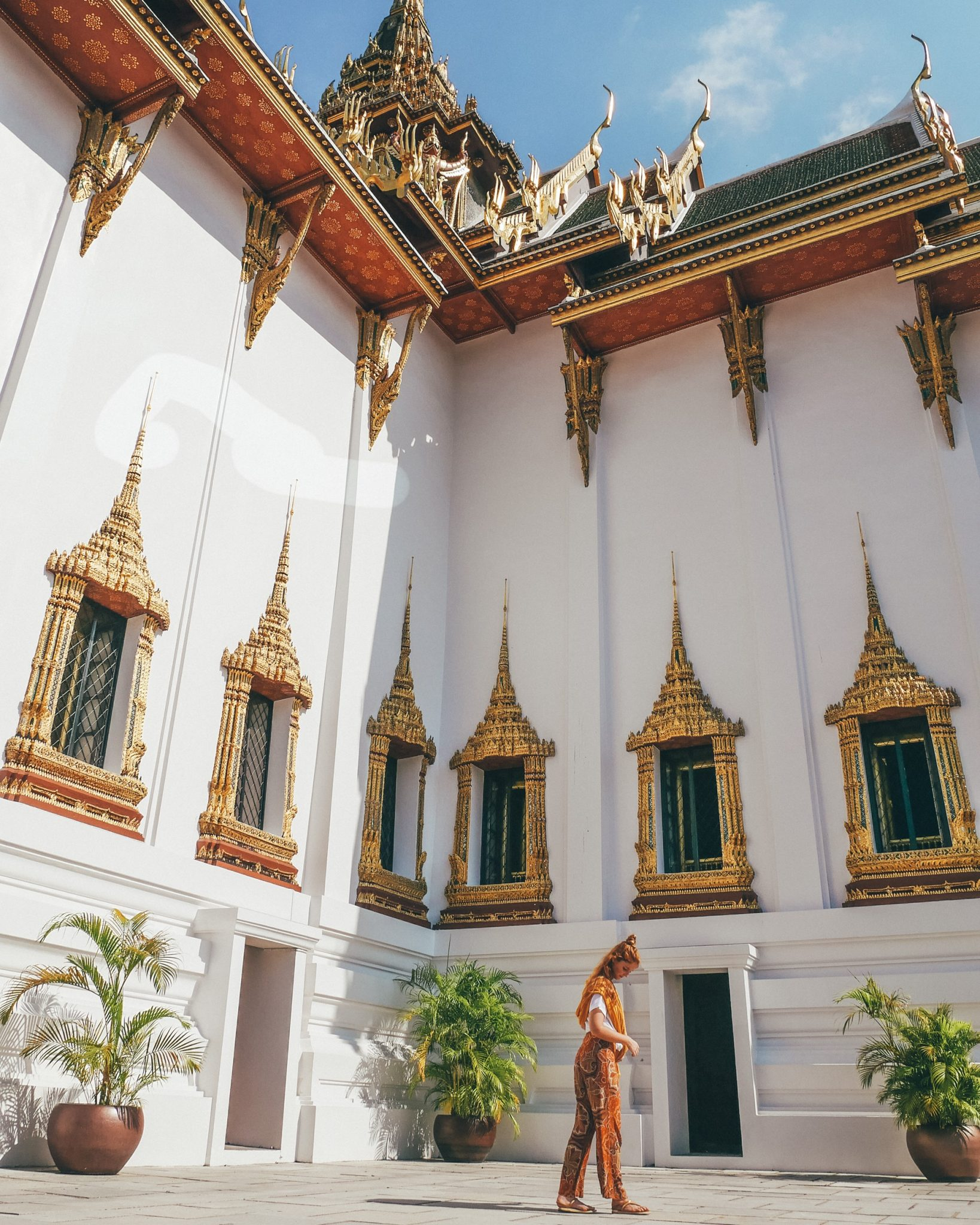 Grand Palace e Wat Prakeaw